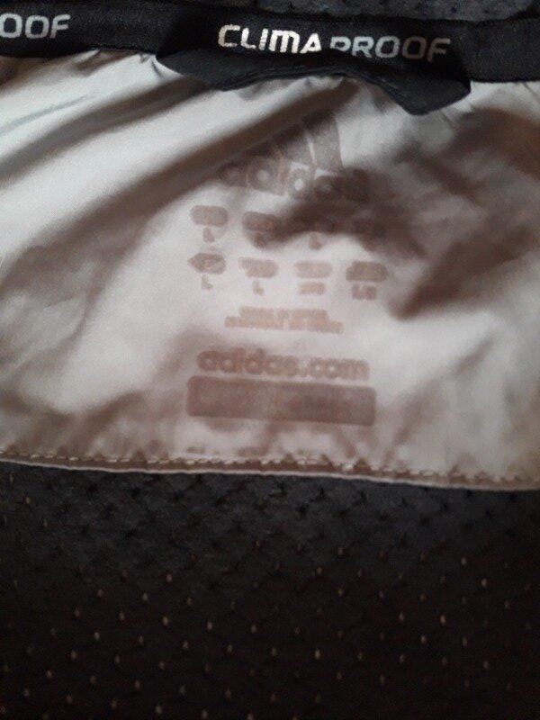Спортивная  куртка ветровка adidas - Фото 6