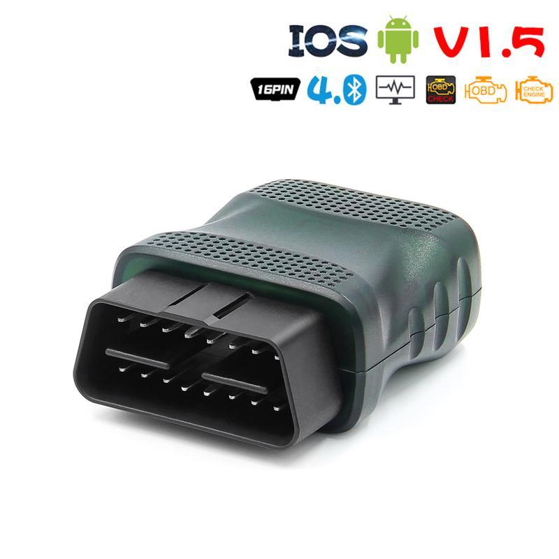 Автосканер ELM 327 v1.5 Bluetooth 4.0 (Android / iOS)