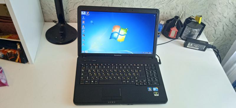 ноутбук Lenovo B550 в отличном состоянии