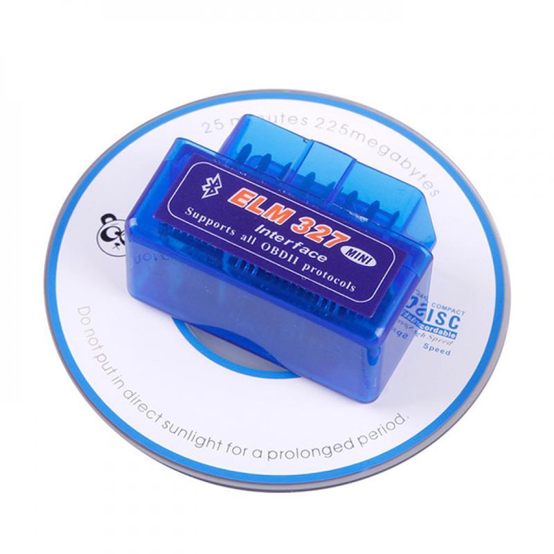 Автосканер elm327 v1.5 Bluetooth, 2 пл. (PIC18F25K80-2025)