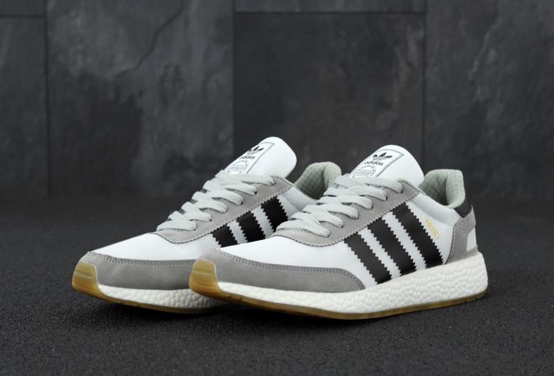 Мужские кроссовки adidas iniki runner boost (арт. 11740) - Фото 2