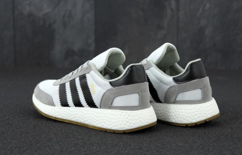 Мужские кроссовки adidas iniki runner boost (арт. 11740) - Фото 3