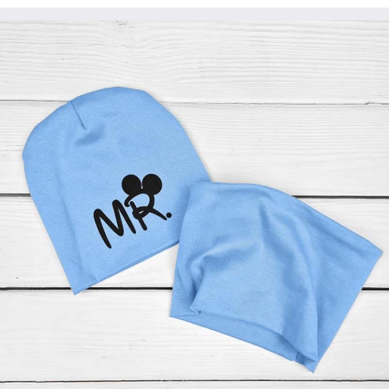 Комплект шапка хомут деми снуд шарф для мальчика mister