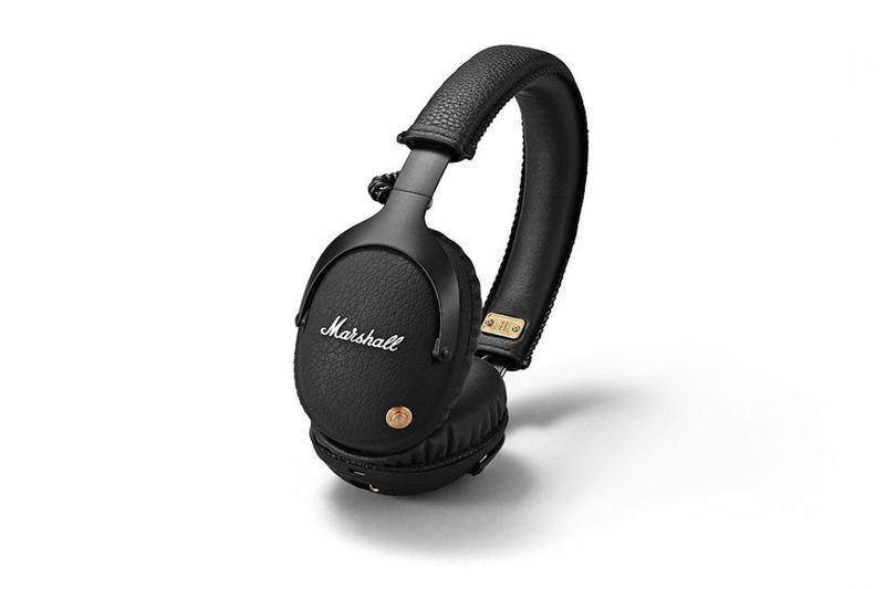 Беспроводные наушники Marshall Monitor Bluetooth Black. Гарантия