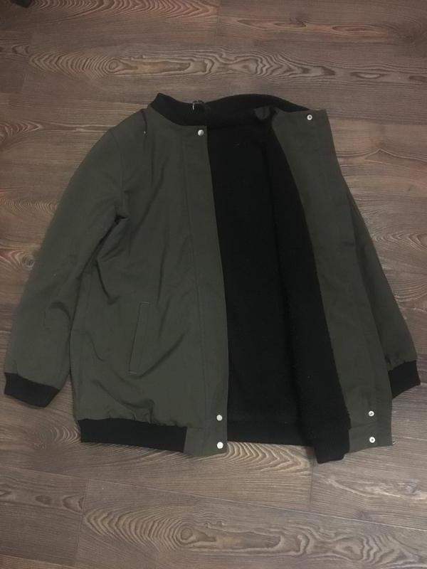 Куртка осень,зима new look - Фото 2