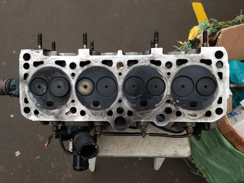 Головка блока цилиндров Транчпортер Т4, 1,9 разборка