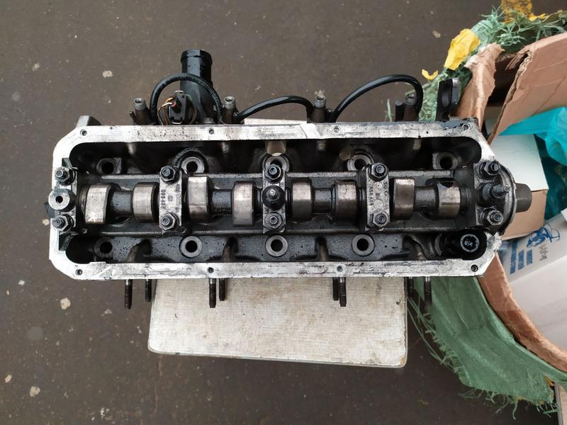 Головка блока цилиндров Транчпортер Т4, 1,9 разборка - Фото 2