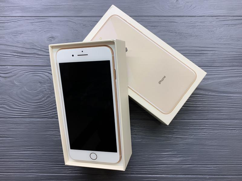 Новый Iphone 8 plus 64 gb(Space Gray,Gold ,Silver ,Red) Гарантия - Фото 4