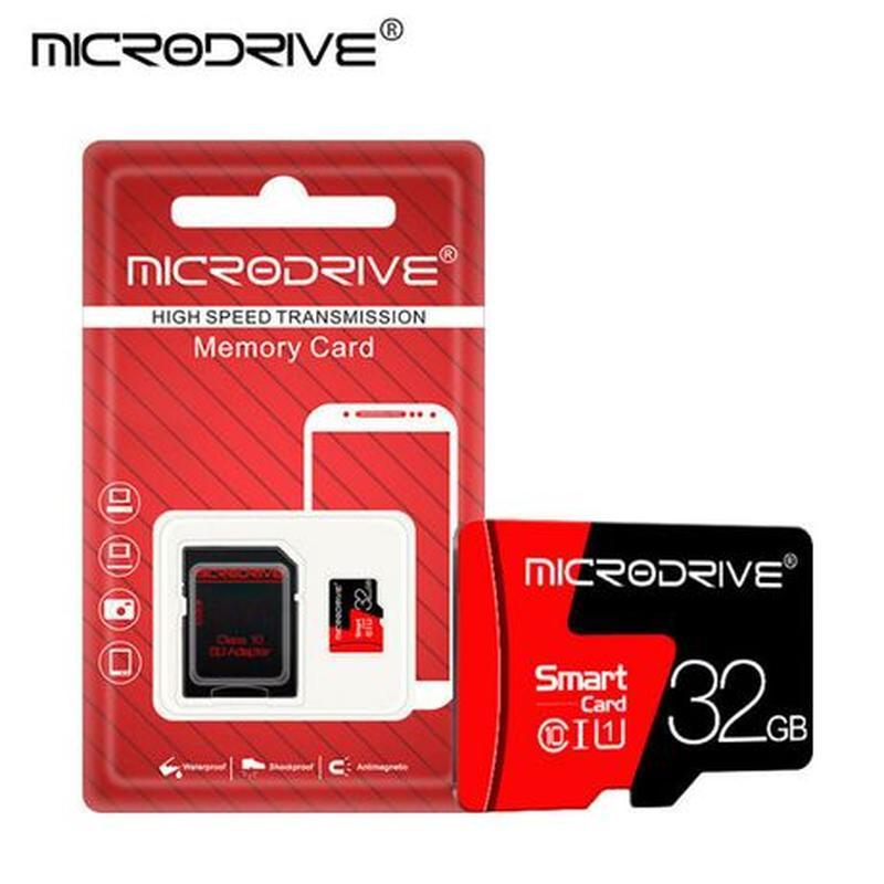 Карта памяти 32 Gb Micro Sd Class 10, флешка микро сд 32 гб + ...