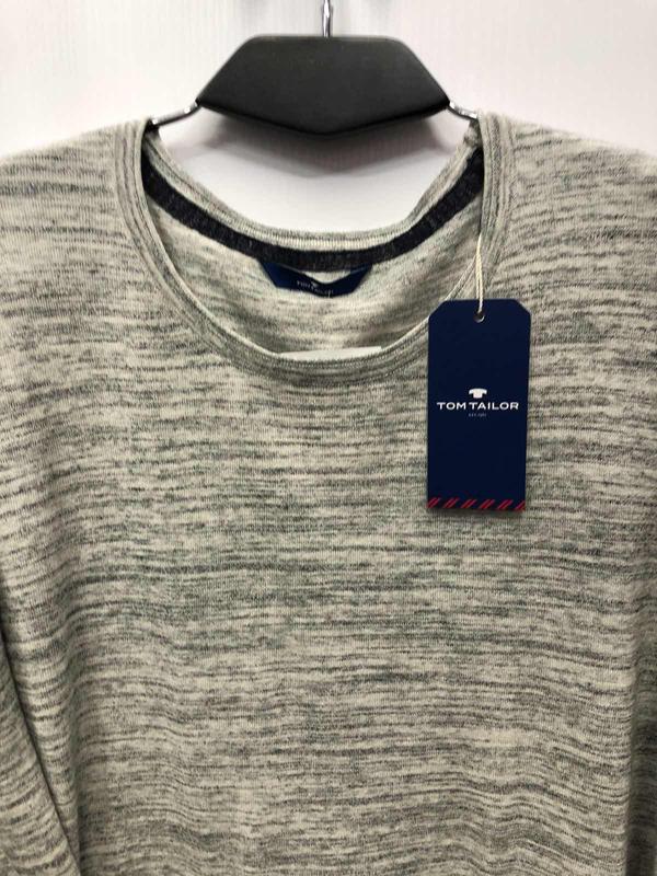 Хлопковый свитер, кофта немецкого бренда tom tailor (2007) - Фото 3