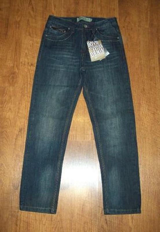 НОВЫЕ джинсы (Plaza Italia, р. 152) - Фото 3