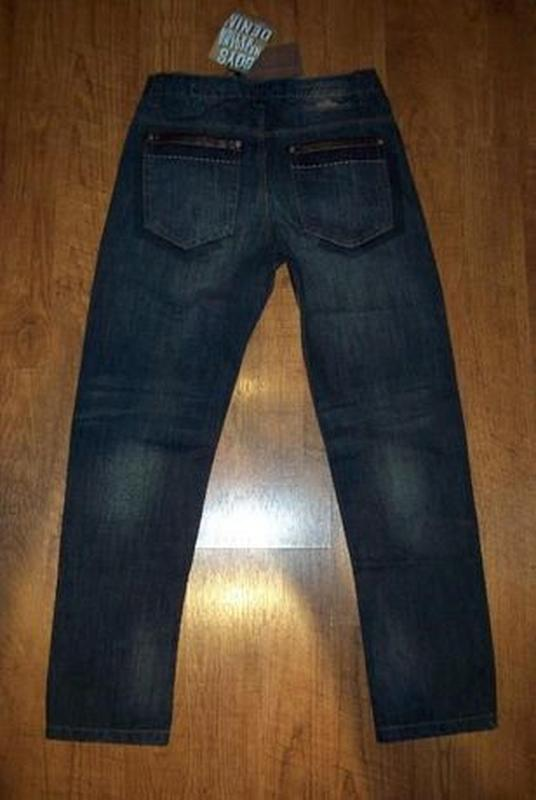 НОВЫЕ джинсы (Plaza Italia, р. 152) - Фото 4