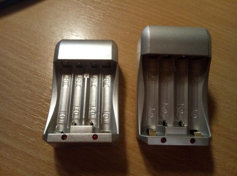 Зарядное устройство для аккумуляторов Выход: 1.2 В (AA / AAA) - Фото 2
