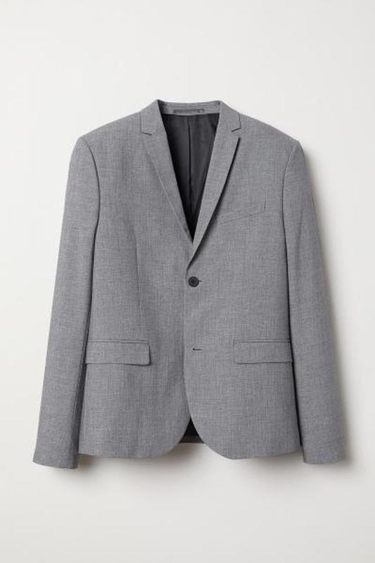 Пиджак skinny fit