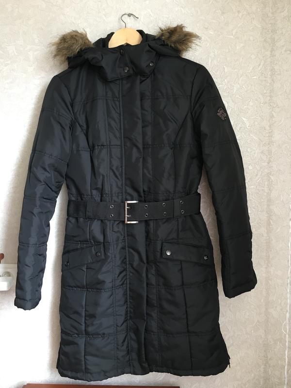 Красивая, демисезонная  удлинённая  куртка. германия north route