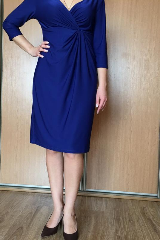 Нарядное, прекрасное платье - Фото 3