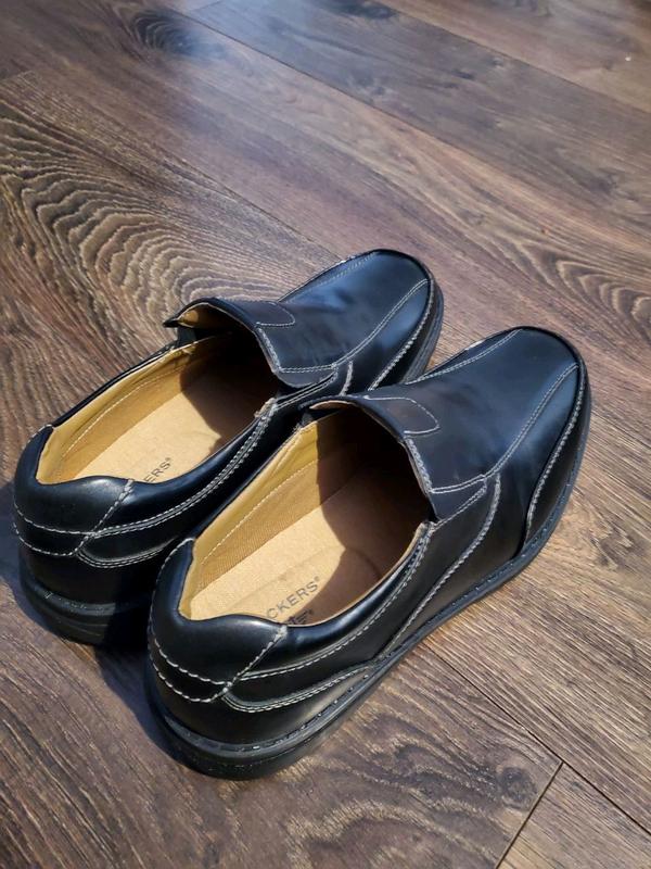 Мужские туфли Dockers 44р - Фото 2