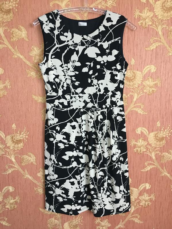Красивое платье minuet petite в принт