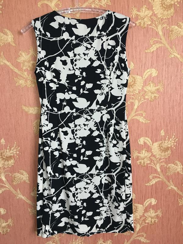 Красивое платье minuet petite в принт - Фото 2