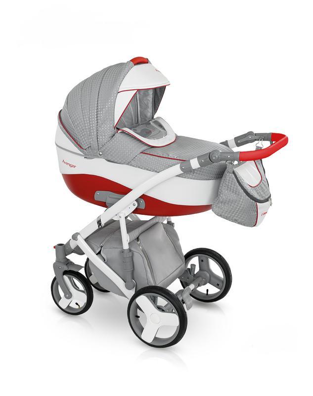 Дитяча коляска Camarelo Avenger Lux 2в1