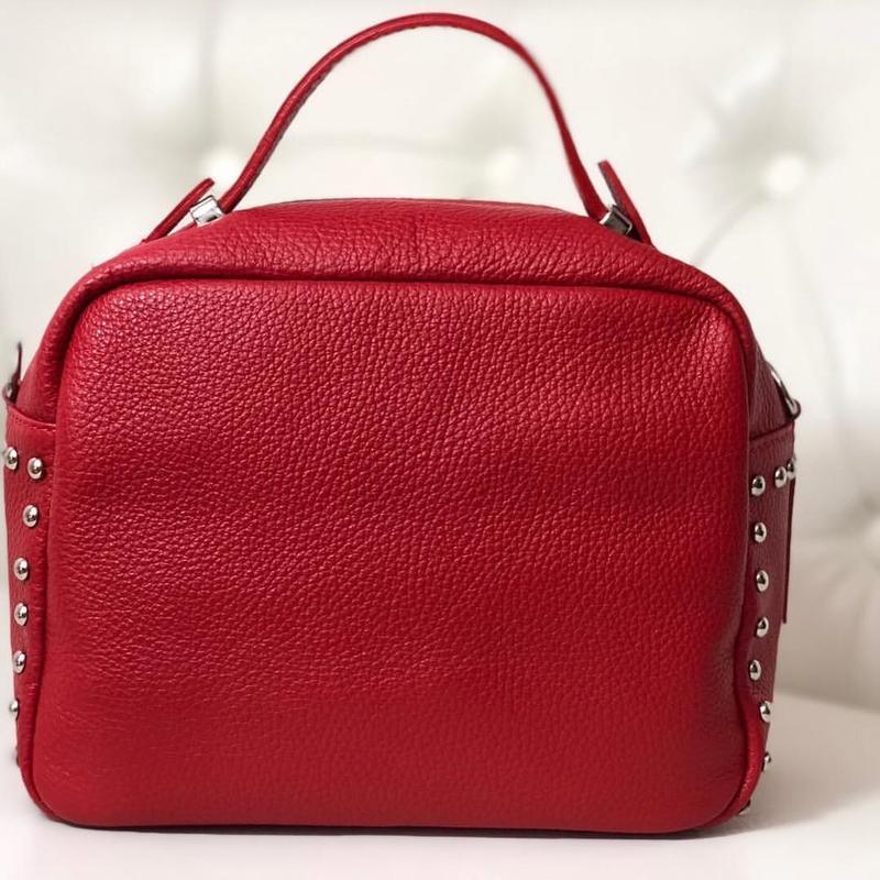Лёгкая, вместительная и красивая сумочка. - Фото 2