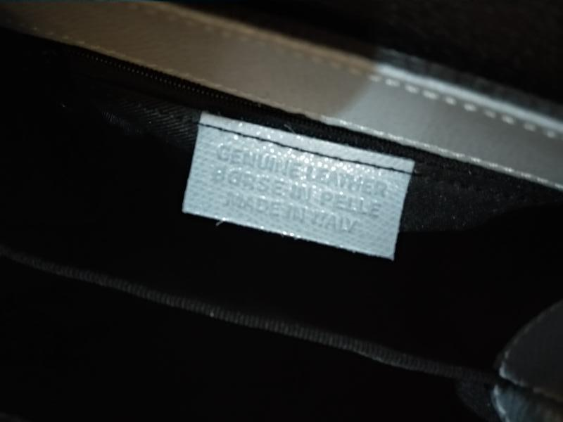 Небольшая кожаная сумочка - Фото 8