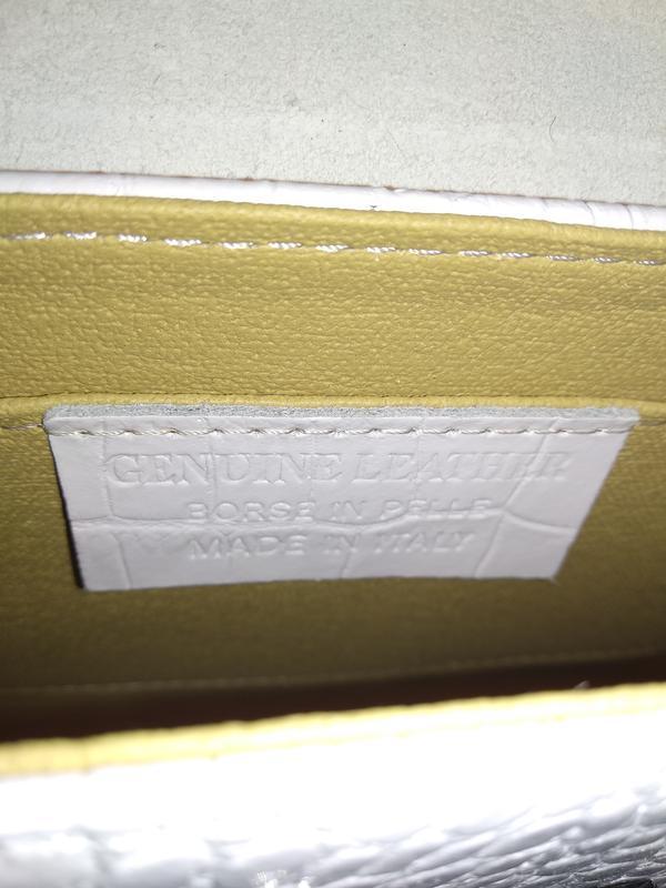 Оригинальная и стильная сумочка с бамбуковой ручкой - Фото 8