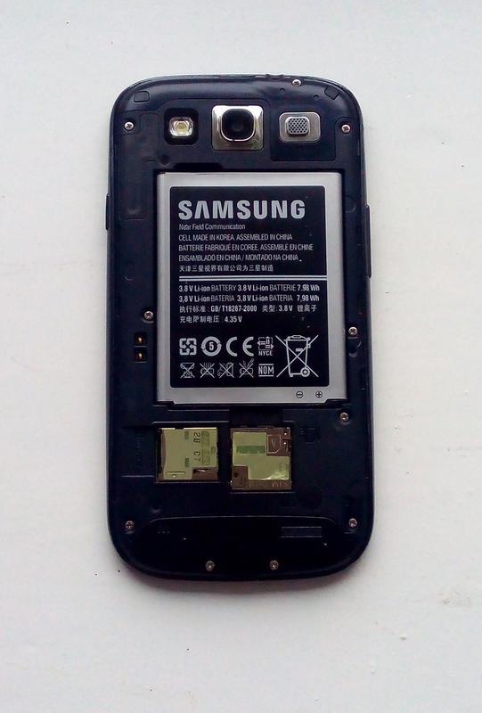 Samsung S3 (I9300) - Фото 3