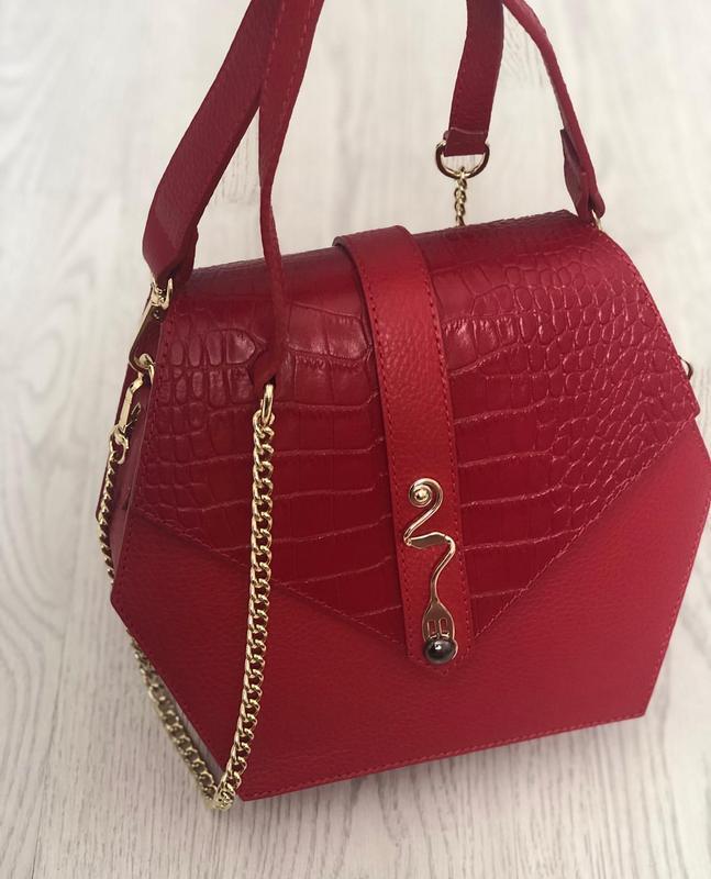 Красивая сумочка из новой коллекции - Фото 2