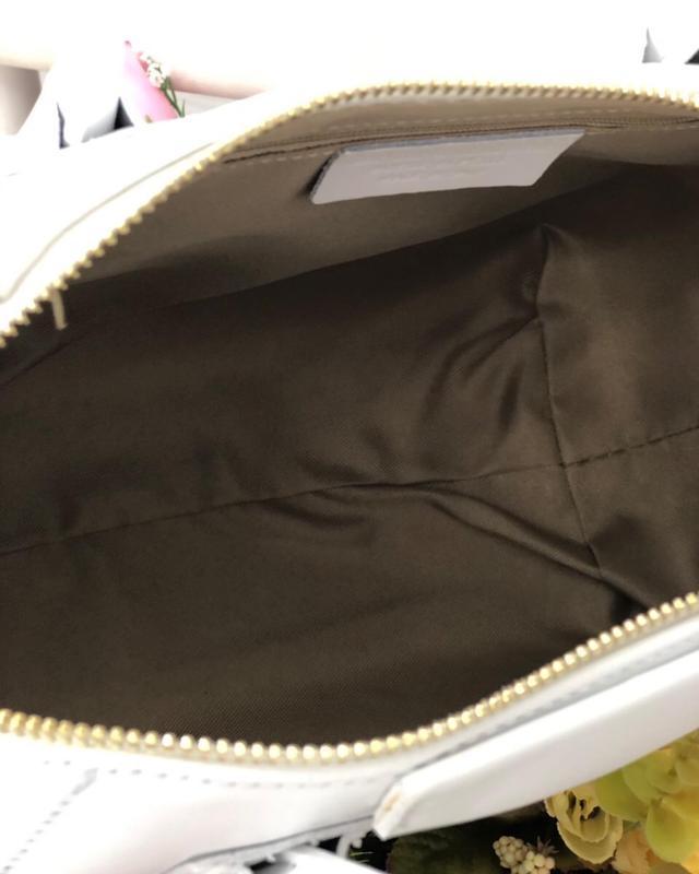 Кожаная сумка в стиле givenchy - Фото 4