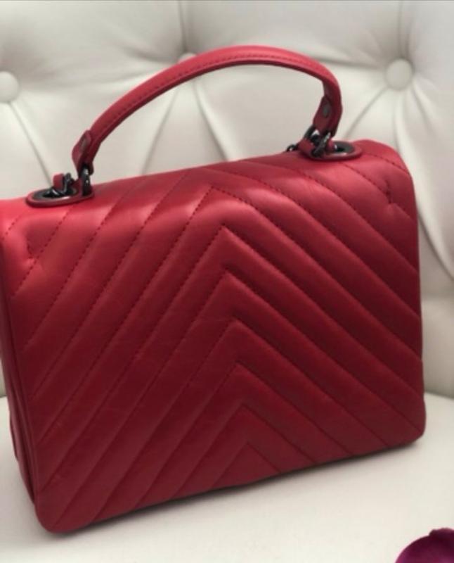 Стильная сумка из натуральной кожи. - Фото 2