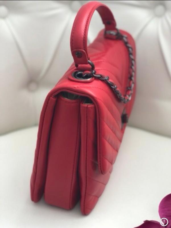 Стильная сумка из натуральной кожи. - Фото 3