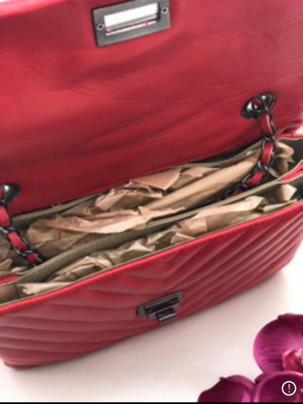 Стильная сумка из натуральной кожи. - Фото 4