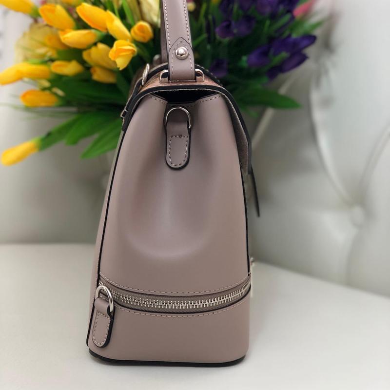 Красивая, модная сумка-трансформер - Фото 3