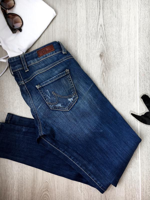 Красивые облегающие джынсовые штаны/джинси ltb - Фото 3