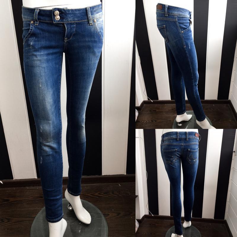 Красивые облегающие джынсовые штаны/джинси ltb - Фото 4