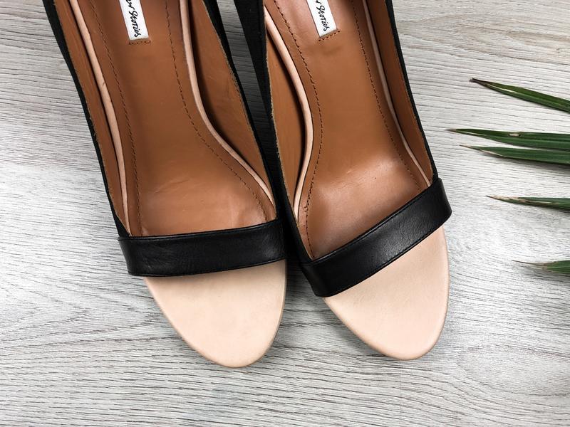 Изумительные кожаные туфли с открытым носком & other stories - Фото 3