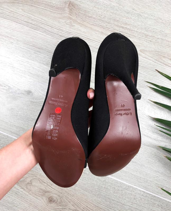 Изумительные кожаные туфли с открытым носком & other stories - Фото 6