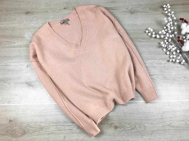 Милейший свитер/джемпер/пуловер/реглан цвета пудры asos