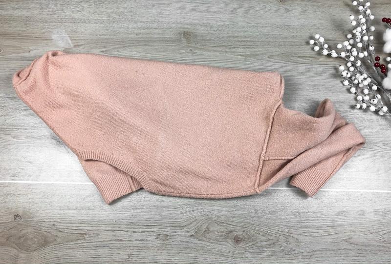 Милейший свитер/джемпер/пуловер/реглан цвета пудры asos - Фото 6