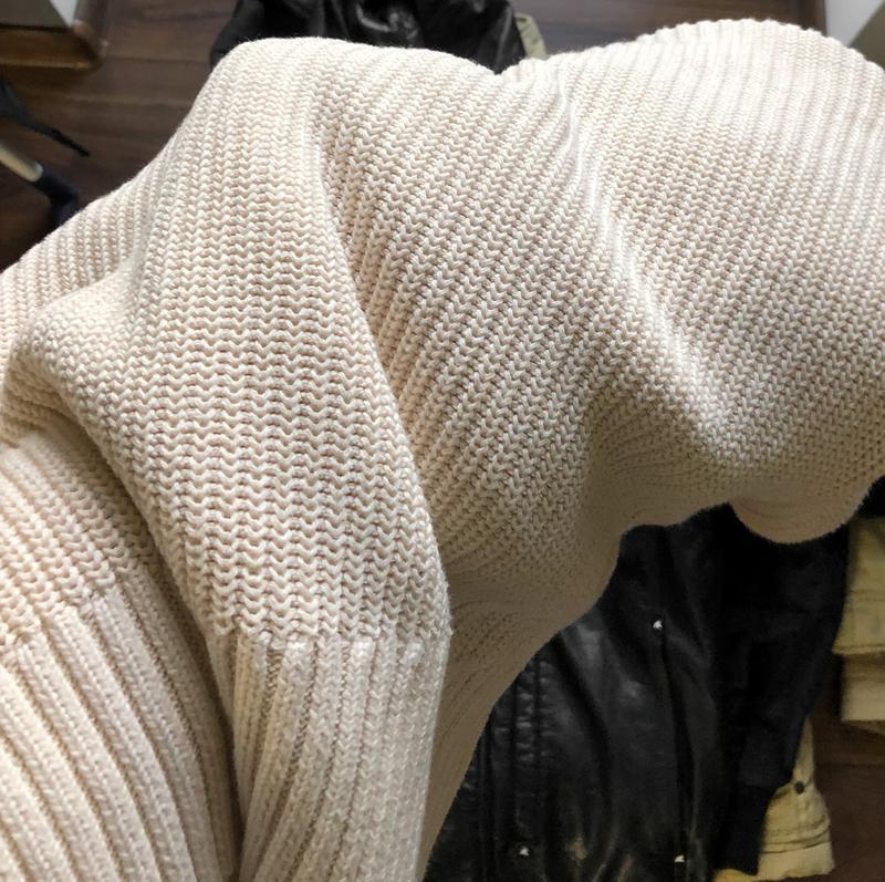 Невероятный свитер/джемпер с шнуровкой h&m - Фото 6