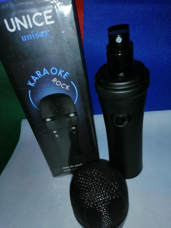 Парфюмированная вода karaoke rock, унисекс - Фото 2