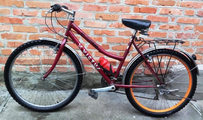 """Велосипед горный VICTUS 26"""" из Европы - Фото 6"""
