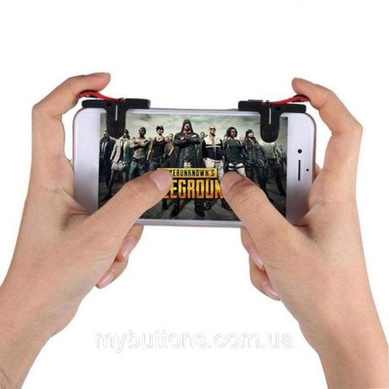 Курки для смартфона , триггеры , навесные курки , джойстик для... - Фото 2