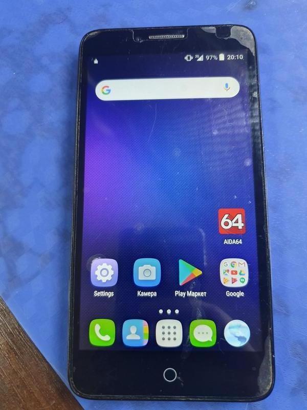 Фаблет Alcatel fierce XL (5054N) из США.GSM связь.Android 5.1.1 - Фото 2
