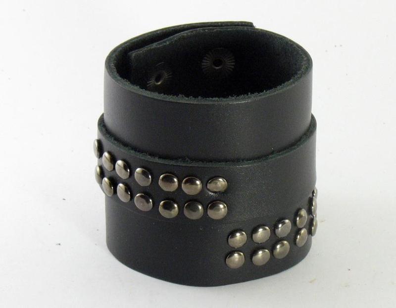 Кожаный браслет ny407