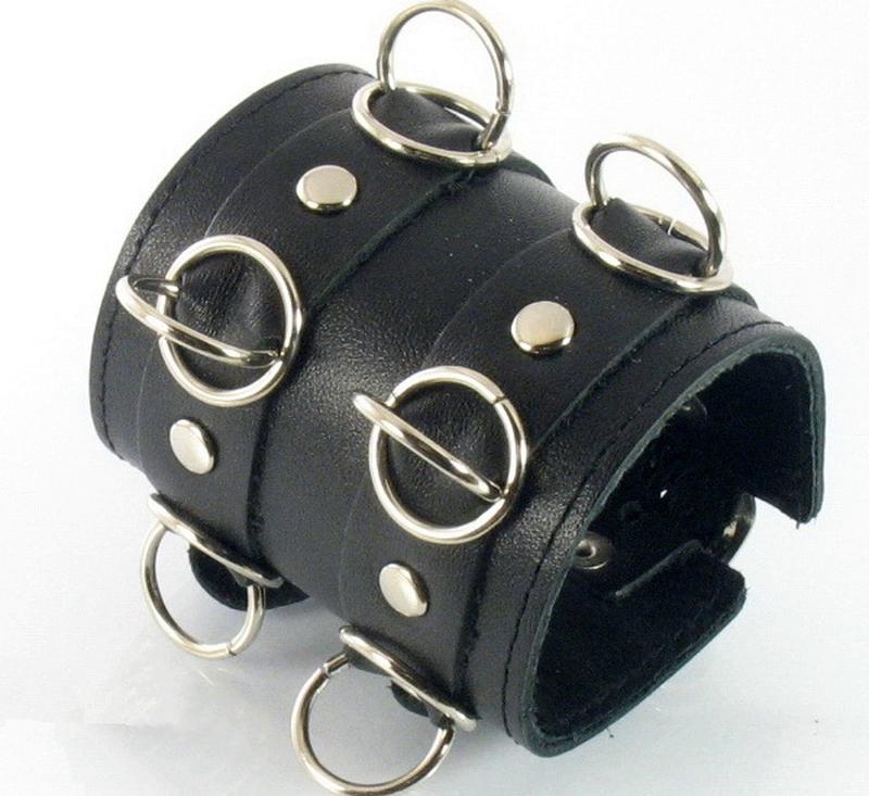 Кожаный браслет l708