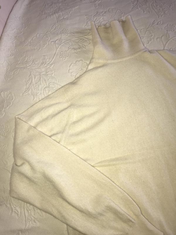 Гольф pure cashmere бежевый ballantyne 122/48 кашемир - Фото 6