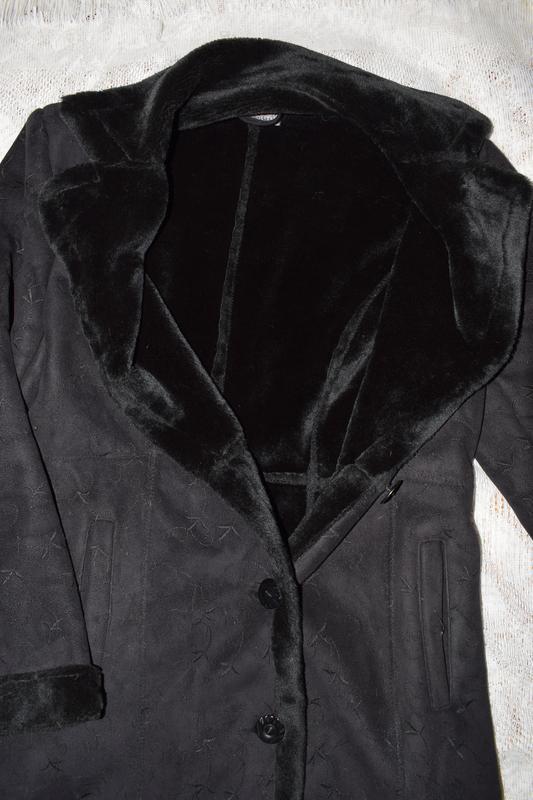 Пальто 46 рр на меху - Фото 2