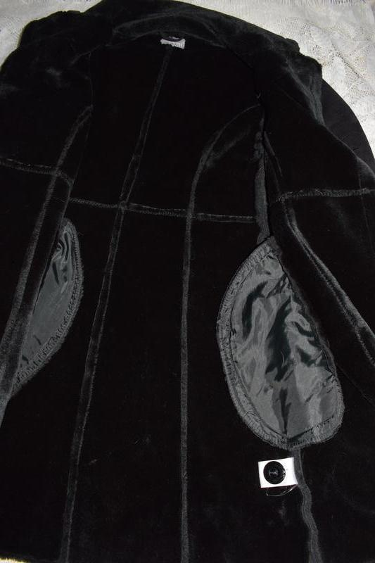 Пальто 46 рр на меху - Фото 3
